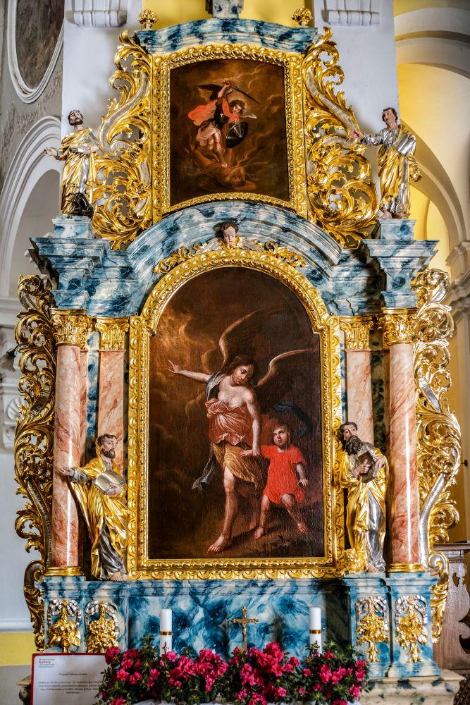 ołtarz Aniołów